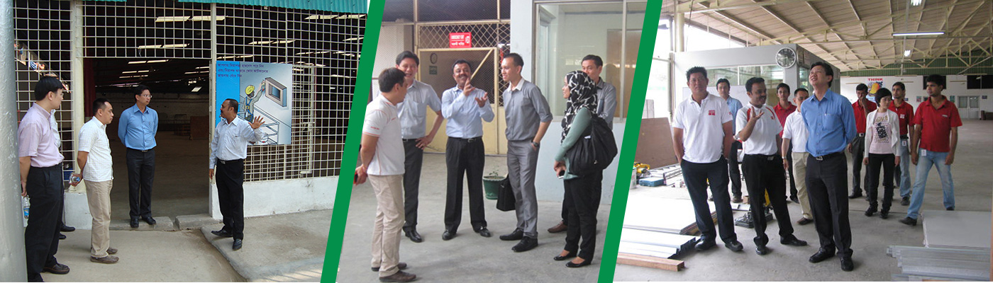 SB Group training Centre Visit
