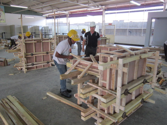 Timber Formwork (TF)