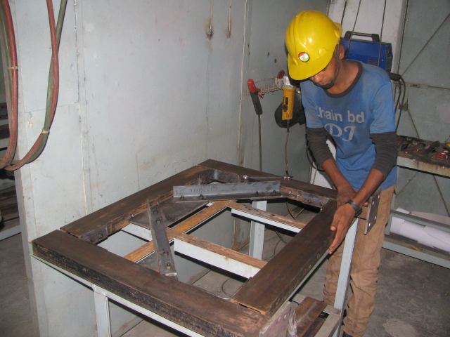 Structural Steel Fitting (SSF)